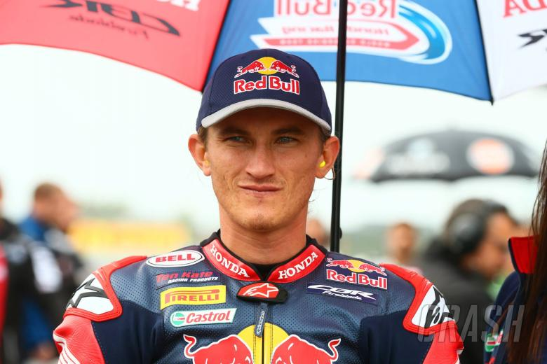 Gagne joins Red Bull Honda for full 2018 WSBK campaign