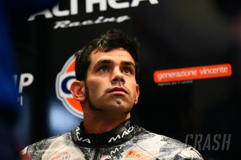 Torres confirms switch to MV Agusta for 2018
