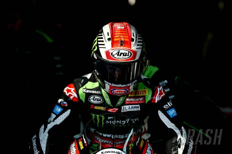 World Superbikes: Rea keeps clear as Lowes closes in