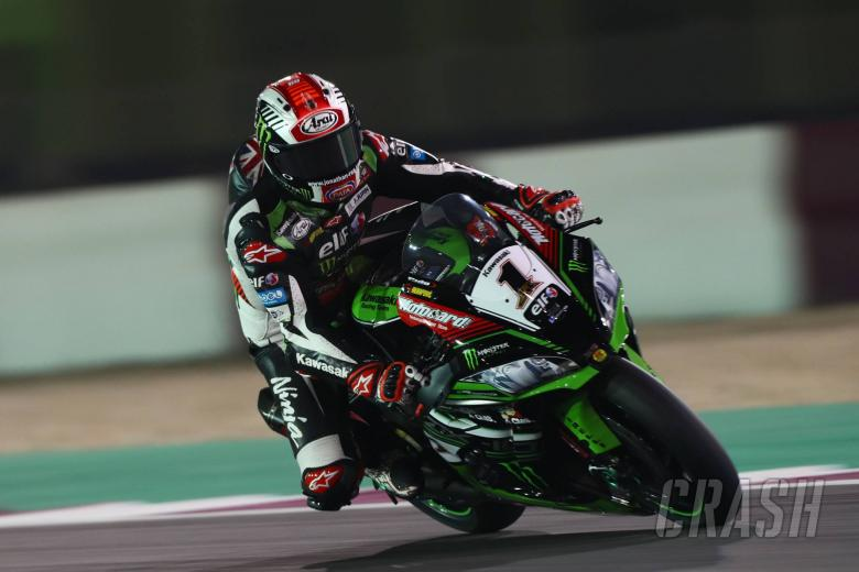 World Superbikes: Losail - Race results (2)