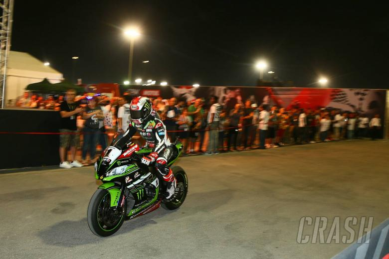 World Superbikes: Rea eases to victory in Qatar opener from Davies