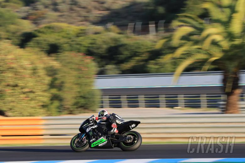 World Superbikes: Jerez MotoGP test times - Friday (4pm)
