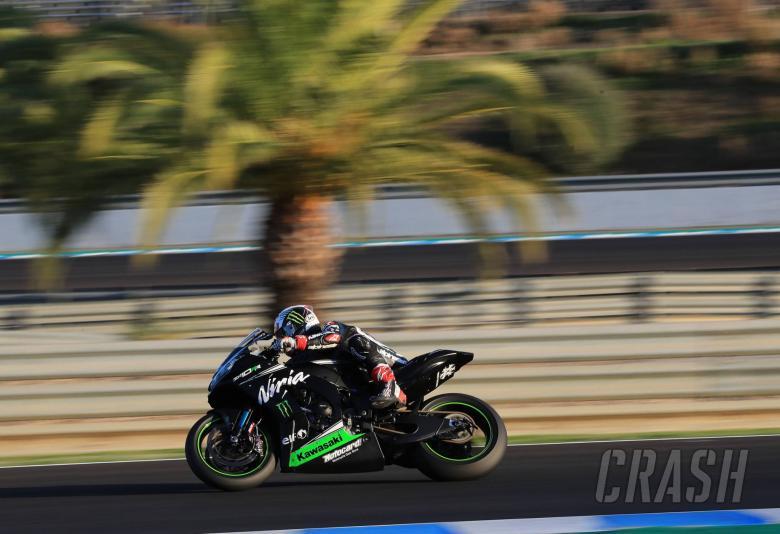 World Superbikes: Jerez MotoGP test times - Friday (12pm)