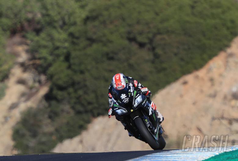 World Superbikes: Jerez WorldSBK test results - Tuesday