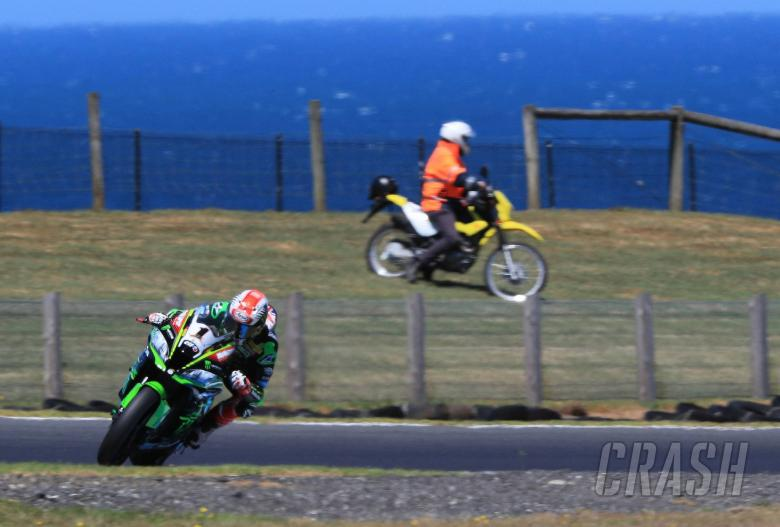 World Superbikes: Phillip Island - Free practice results (3)