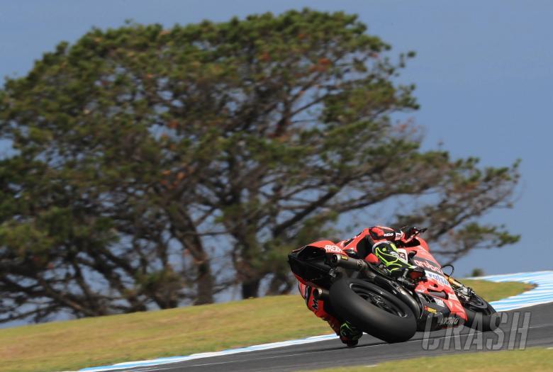 World Superbikes: Phillip Island - Race results (1)