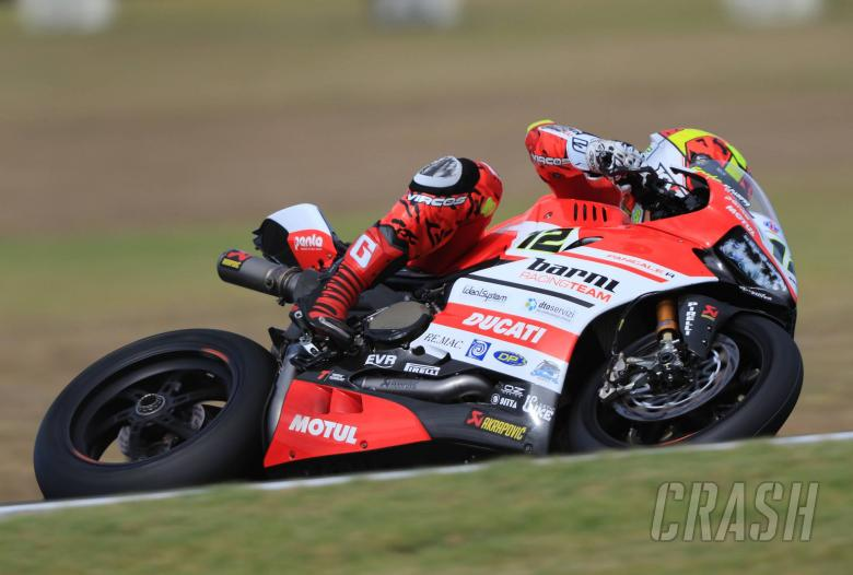 World Superbikes: Phillip Island - Free practice results (4)