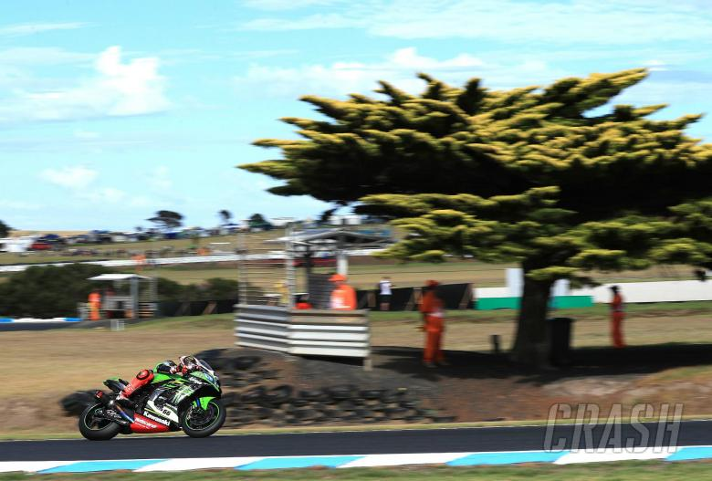 World Superbikes: Phillip Island - Superpole qualifying results