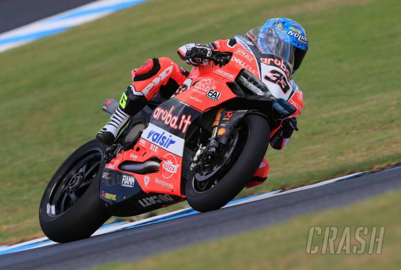 World Superbikes: Phillip Island - Race results (2)