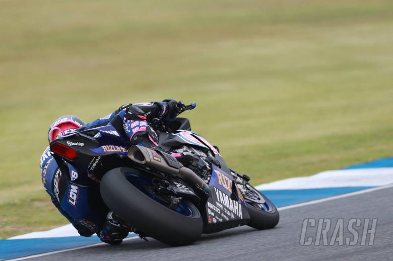 World Superbikes: Lowes leads Davies in tight FP4