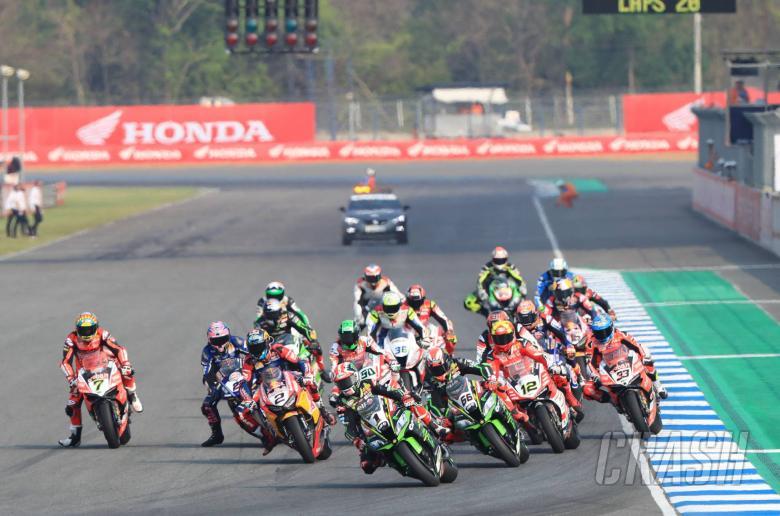Argentina round confirmed on 2018 World Superbike calendar
