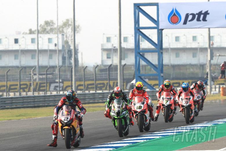Camier, race 1, Thai WSBK 2018