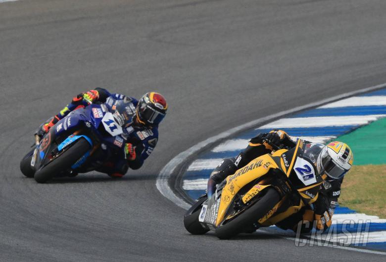 World Superbikes: Krummenacher, Cortese lead World Supersport pack
