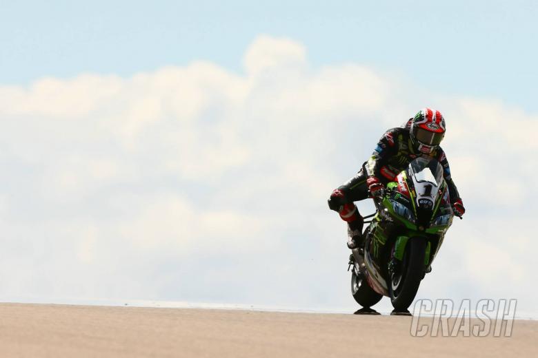 World Superbikes: Rea leads van der Mark in opening practice at Assen
