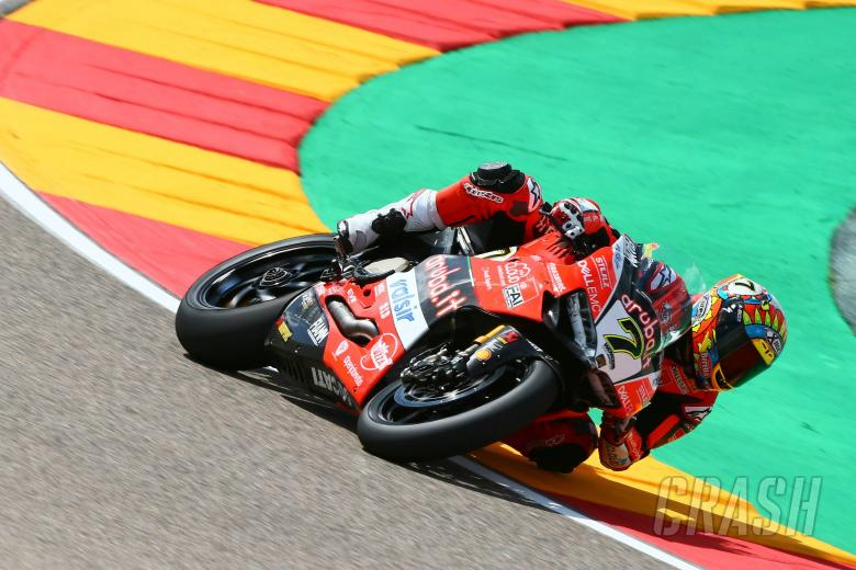 World Superbikes: Davies sees off Rea for Aragon victory