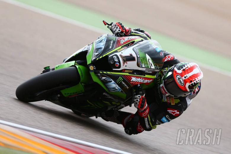 World Superbikes: Aragon - Free practice results (4)