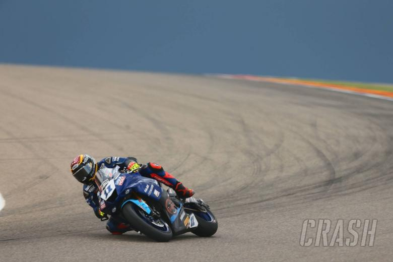 World Superbikes: Aragon - Superpole qualifying results
