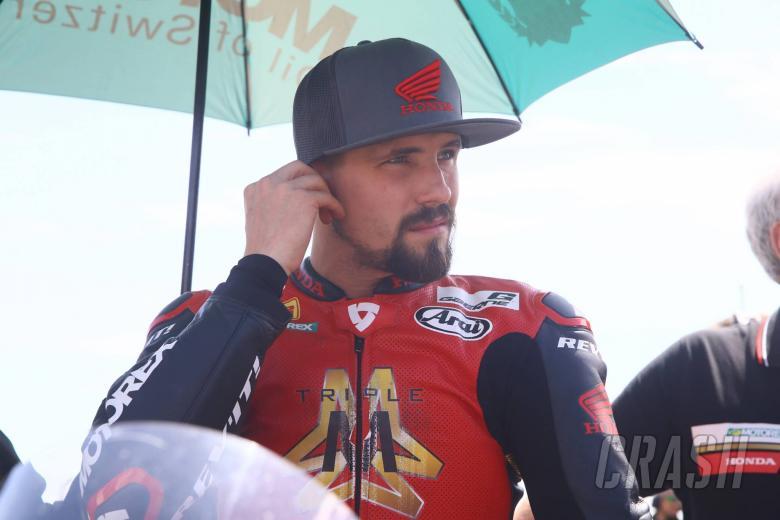 World Superbikes: Honda drafts in Jacobsen for Camier at Suzuka 8 Hours