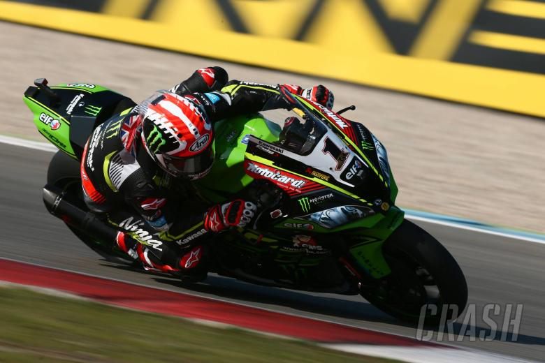 World Superbikes: Rea trades top times with Davies