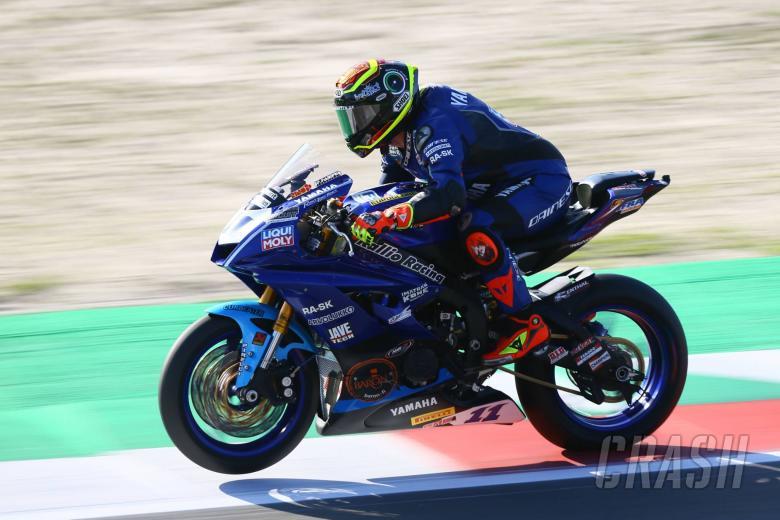 World Superbikes: Cortese sets lap record for Assen pole