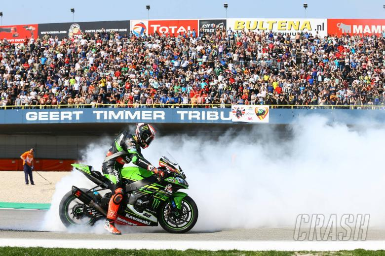 World Superbikes: Sykes ends Rea's reign at Assen