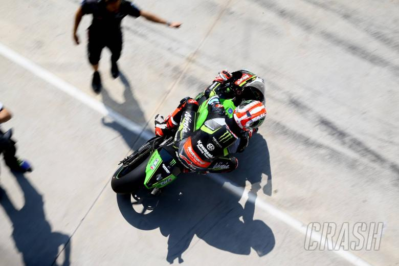 World Superbikes: Imola - Warm-up results