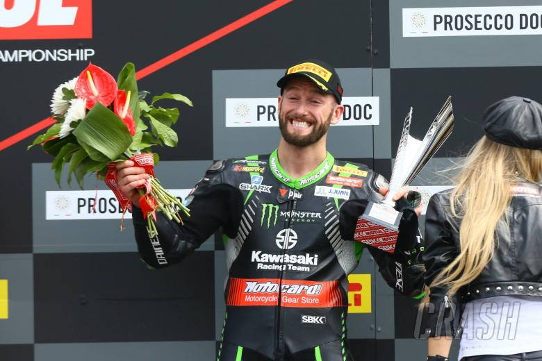 World Superbikes: Rear traction costs Sykes victory fight