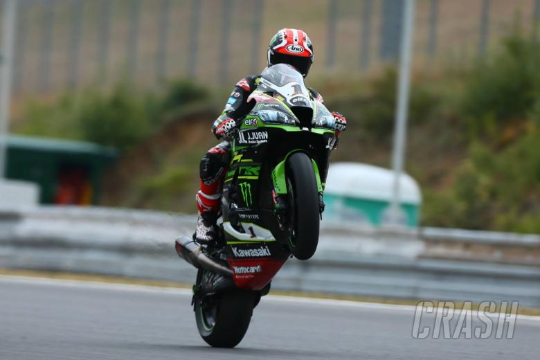 World Superbikes: Rea signs new Kawasaki deal to stay until 2020