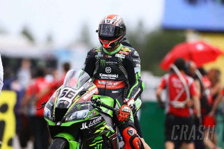 Kawasaki confirms Sykes exit