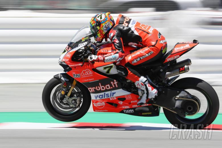 World Superbikes: Laguna Seca - Free practice results (4)