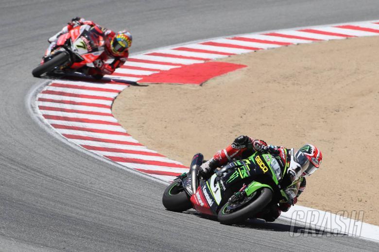 World Superbikes: Laguna Seca - Race results (2)