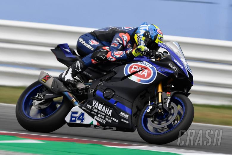 World Superbikes: Caricasulo keeps De Rosa in check for win
