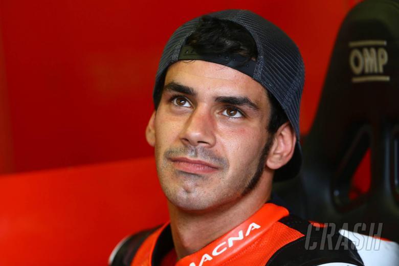Torres gets Avintia MotoGP ride