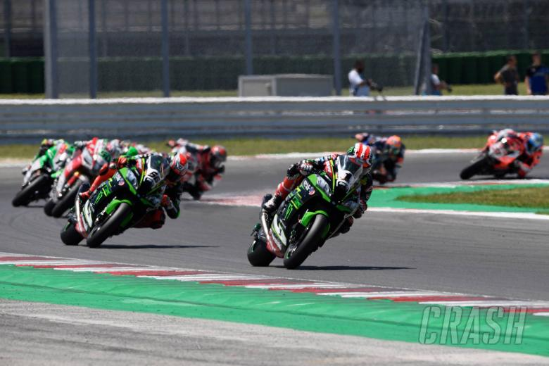 World Superbikes: Updated: WorldSBK riders' championship