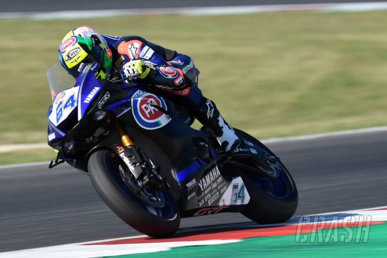 World Superbikes: Misano - Race results