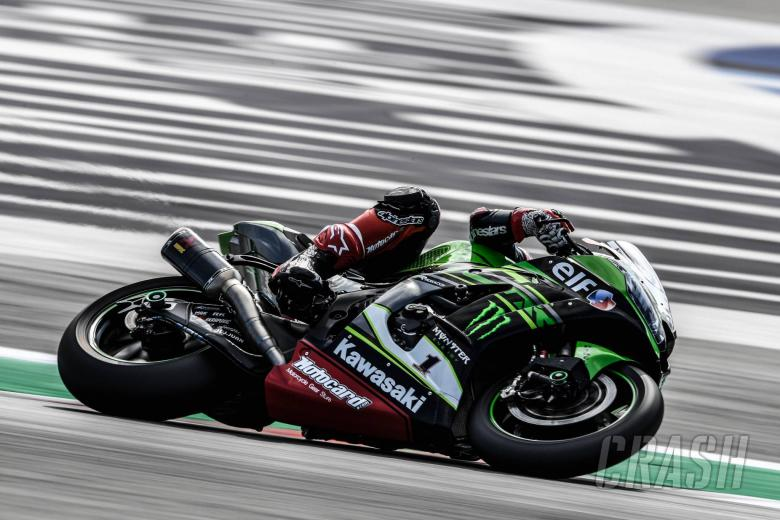 World Superbikes: Rea remains top despite FP2 off