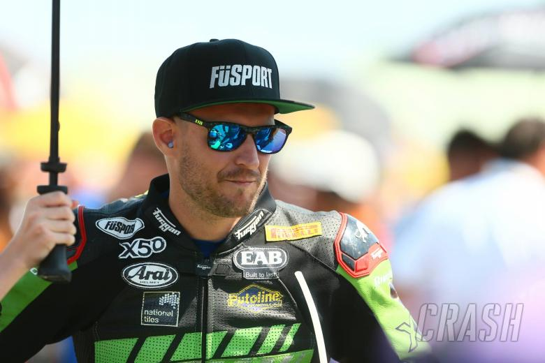 World Superbikes: West provisionally suspended following failed anti-doping test