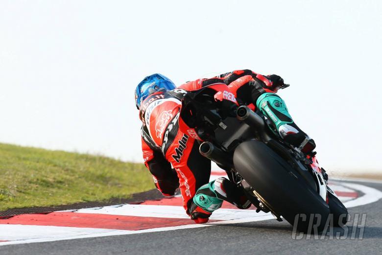 World Superbikes: Melandri edges out Rea in final practice