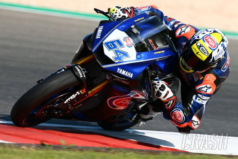 World Superbikes: Caricasulo wins after late puncture, red flag denies Mahias