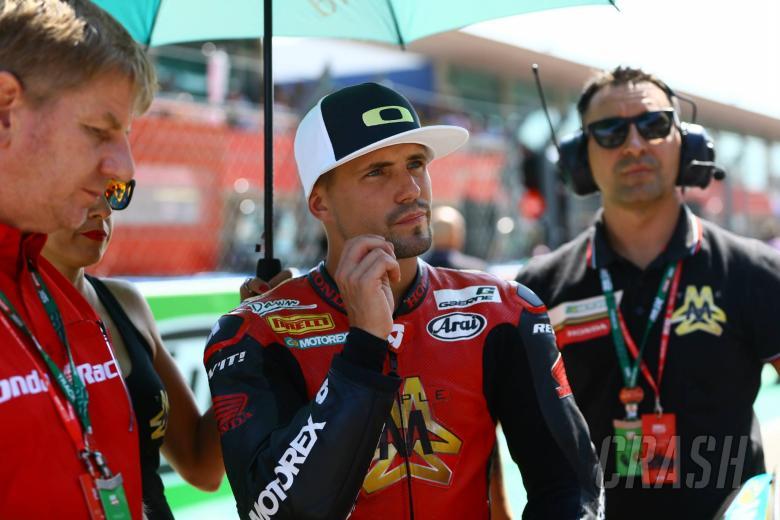 World Superbikes: Marino replaces Jacobsen at Triple M Honda