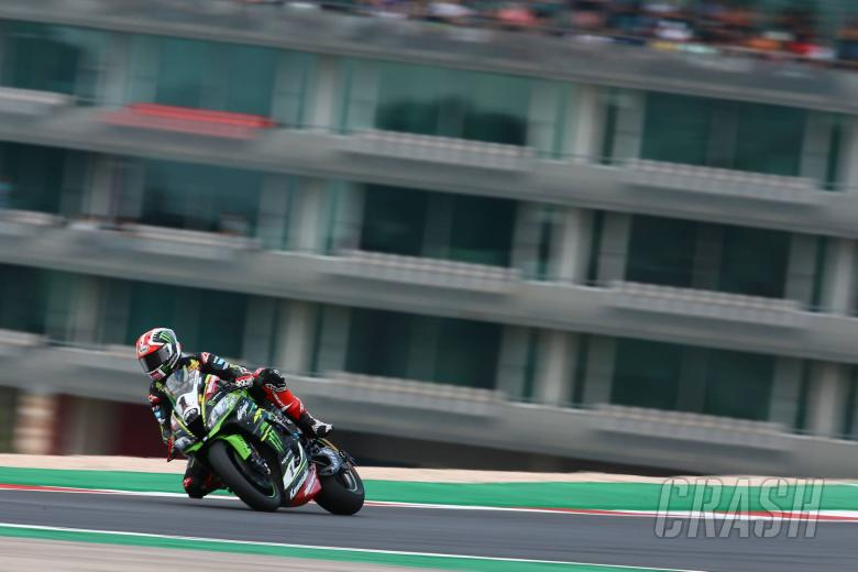 World Superbikes: Portimao - Warm-up results