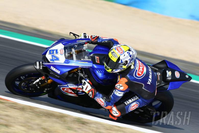 World Superbikes: Caricasulo edges out Mahias for pole position
