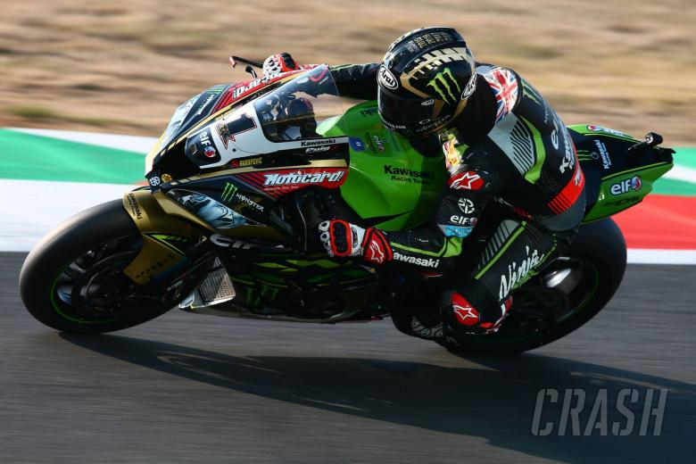 World Superbikes: Rea celebrates World Superbike title with Magny-Cours double