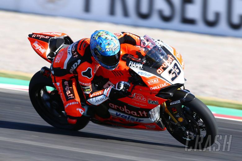 World Superbikes: Melandri beats Rea to Argentina pole