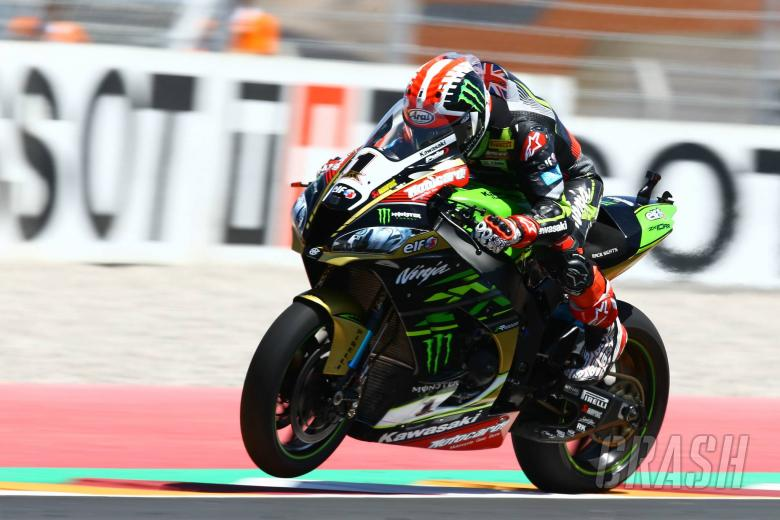 World Superbikes: Rea remains top as Sykes struggles in 14th