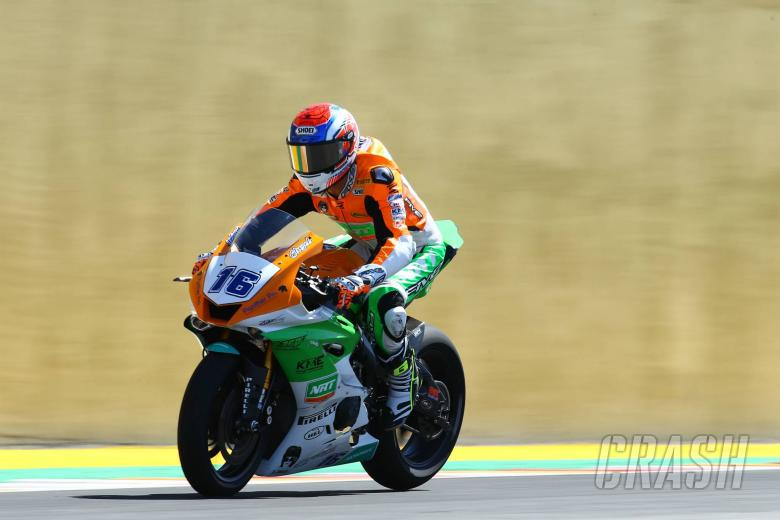 World Superbikes: Argentina - Free practice results (3)