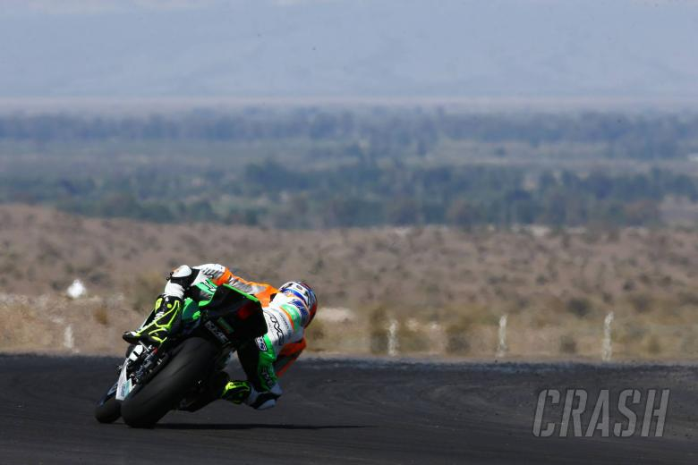 World Superbikes: Argentina - Warm-up results