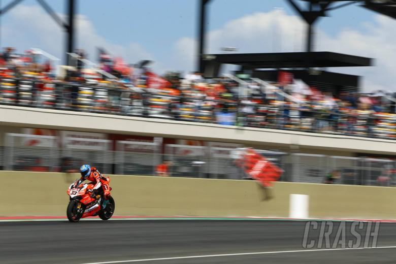World Superbikes: Argentina - Full Superpole qualifying results