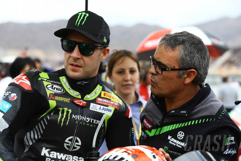 World Superbikes: Pere Riba (Jonathan Rea crew chief) - Q&A Interview