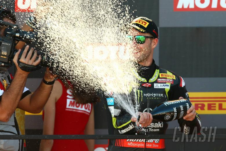 World Superbikes: Final 2018 WorldSBK riders' championship